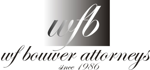 WF Bouwer Attorneys